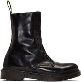 Vetements Black Dr. Martens Edition borderline Boots