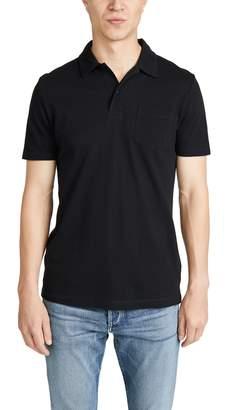 Sunspel Short Sleeve Rivieria Polo Shirt