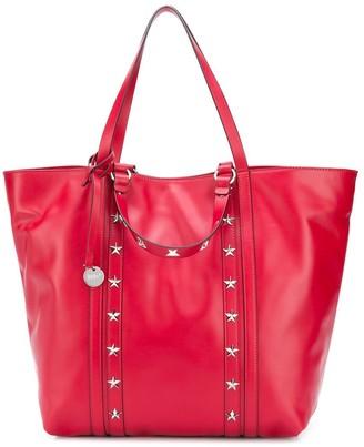 RED Valentino Rockstud stars two-way bag