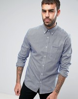 Ben Sherman Mini Gingham Regular Fit Check Shirt