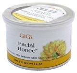 GiGi Facial Honee Wax 14 oz (Pack of 2)