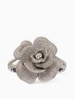 Kate Spade Midnight rose cuff