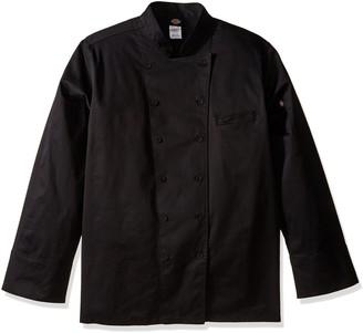 Dickies Chef Women's Executive Coat Plus Size