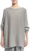 eskandar Sideways Knit Sweater