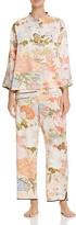 Natori Yuzen Mandarin Pajama Set