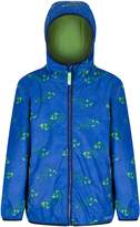 Regatta Boys Printed Lever Jacket