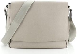 Louis Vuitton Roman Handbag Taiga Leather MM