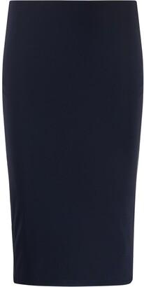 Patrizia Pepe Midi Pencil Skirt