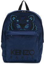 Kenzo Tiger canvas backpack - unisex - Nylon/Polyester - One Size