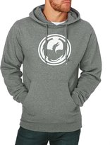 Dragon Optical Icon Pullover Hoodie