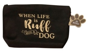Lillian Rose Dog Travel Kit - When Life Is Ruff, Hug a Dog