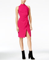 Rachel Roy Draped Sheath Dress