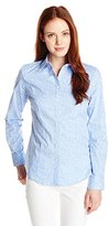 Dockers Women's Petite The Ideal Stretch Shirt