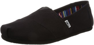 Toms Black On Black Men Classic 10002931 (Size: 10)