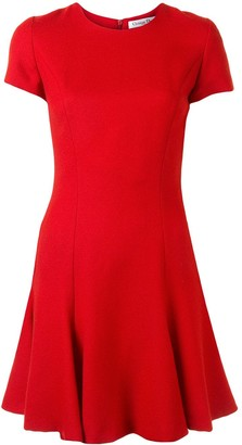 Christian Dior Pre-Owned Flared Dress