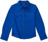 Ralph Lauren 2-6X Cotton-Blend Western Shirt
