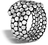 John Hardy Women's Dot Double Coil Ring