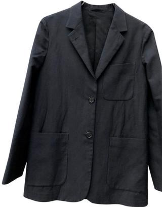 Margaret Howell Navy Wool Jackets