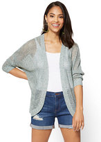 New York & Co. Open-Front Cardigan