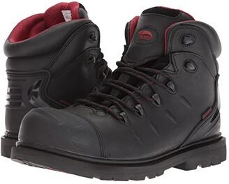 Avenger A7547 Composite Toe (Black) Men's Work Boots