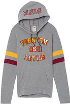 PINK Arizona State University Crossover Pullover Hoodie