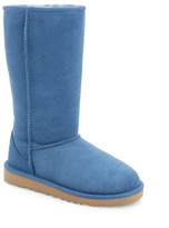 UGG Classic Tall Genuine Sheepskin Boot (Big Kid)