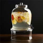 Crate & Barrel Entertaining Drink Dispenser