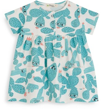 The Bonnie Mob Cactus Print Dress (0-24 Months)