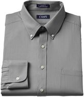 Chaps Men's Classic-Fit Broadcloth Button-Down Collar Dress Shirt