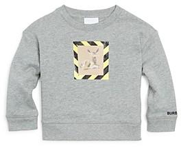 Burberry Boys' Elbrook Deer Print Sweatshirt - Little Kid, Big Kid