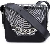 Thomas Wylde snakeskin detail bag