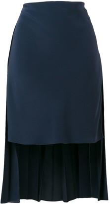 Chloé Elongated Back Skirt