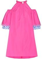 Peter Pilotto Cotton mini dress