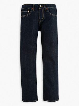 Levi's 514 Straight Fit Big Boys Jeans (8-20)