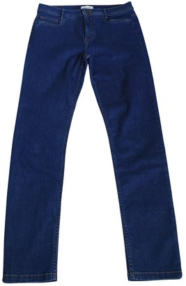 Gerard Darel Blue Cotton - elasthane Jeans for Women