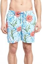 Tommy Bahama Men's Big & Tall Naples Fira Floral Swim Trunks