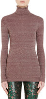 Prada Women's Rib-Knit Turtleneck Sweater