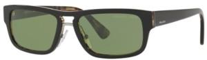 Prada Polarized Sunglasses, Pr 05VS 56