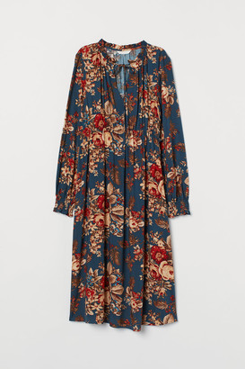 H&M MAMA Dress with a drawstring