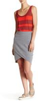 Splendid Crossover Tulip Skirt