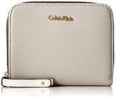 Calvin Klein Iren3 Medium Ziparound With Flap Cb, Women's Wallet