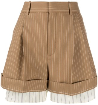 Chloé Double Layer Short
