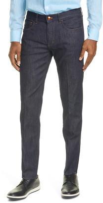 Giorgio Armani Slim Fit Tapered Jeans