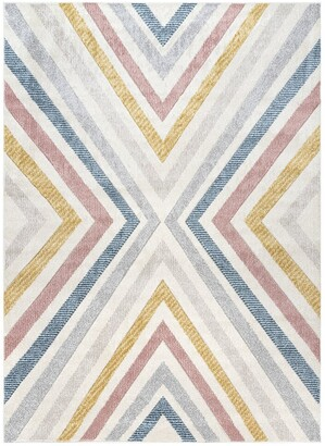 nuLoom Neveah Contemporary Chevron Rug