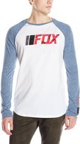 Fox Men's Subtle Ways Long Sleeve Raglan Shirt