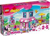 Lego Disney Minnie Mouse Bowtique 10844