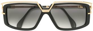 Cazal square-frame sunglasses