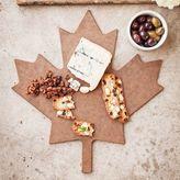 Epicurean Maple Leaf Cutting Board