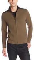 Victorinox Men's Mahale Full-Zip Sweater