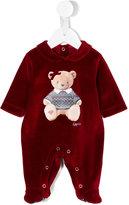 Lapin House bear print pyjama